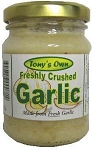 Freshly Crushed Garlic